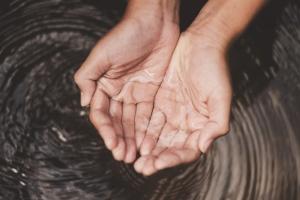nature-hands