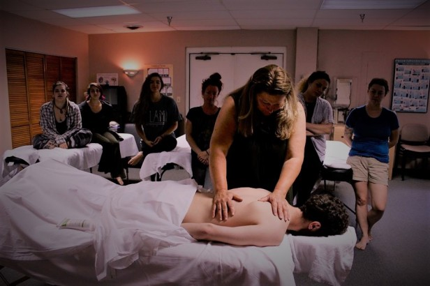 Holistic Massage School Education